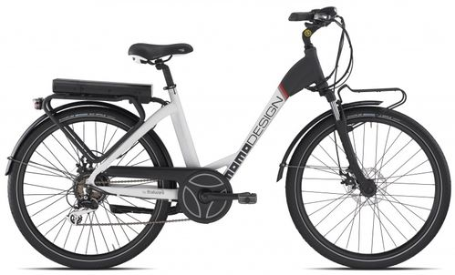"MOMODESING CITY BIKERS  UNISEX 26"" - Ah 8.8/11.6"